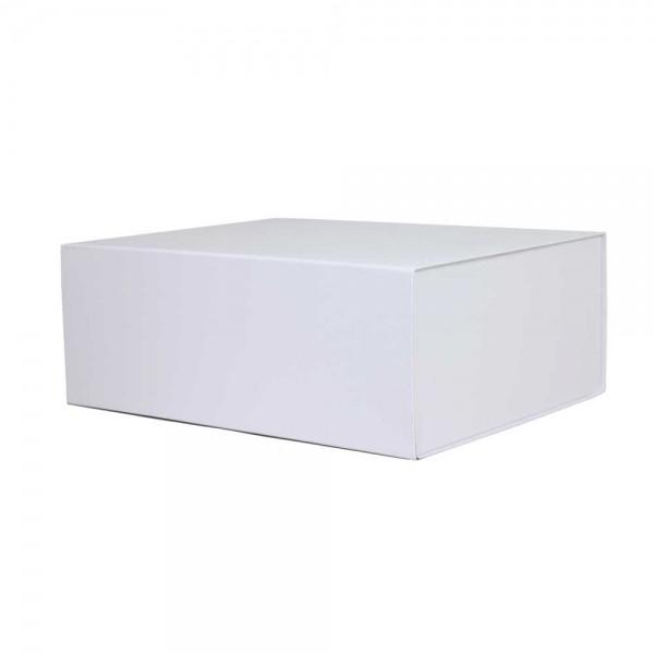 Luxe magneetdoos - Wit (mat) - 40x30x15 cm-0