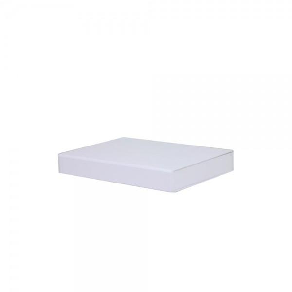 Luxe magneetdoos - Wit (mat) - 22x16x3 cm-0