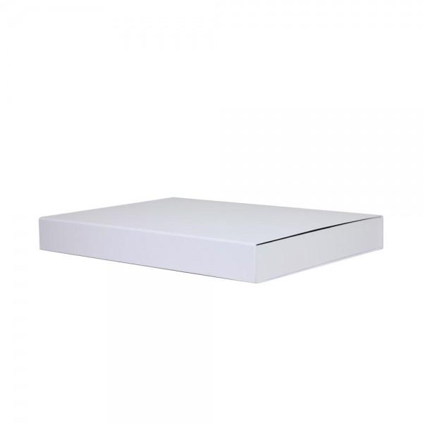 Luxe magneetdoos - Wit (mat) - 43x31x5 cm-0