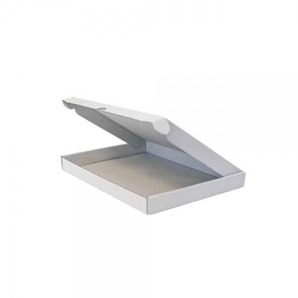 Brievenbusdoos - Wit - 30x21x2,5 cm-0
