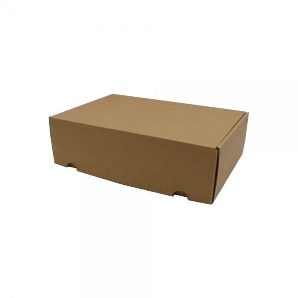 Luxe verzenddoos 34x24x10,5 cm kraft