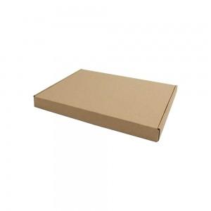Luxe verzenddoos 36,5x24,5x3 cm kraft